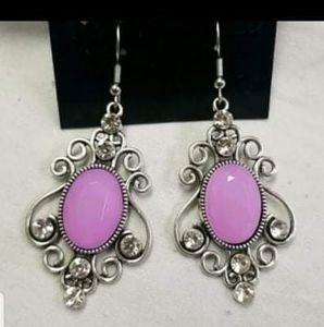 🔥2/$30🔥Tour de Fairytale Purple Earring